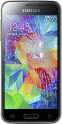 Замена стекла Samsung Galaxy S5 mini Duos